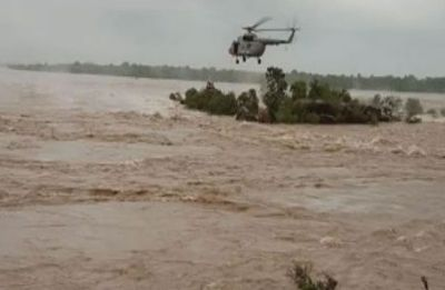 Monsoon rains wreak havoc in Uttar Pradesh, 16 killed, 12 injured