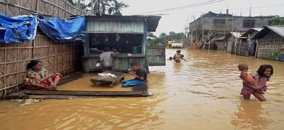 Nagaland floods: State requires Rs 800 crore 'immediately' for restoration work (Photo: Facebook)