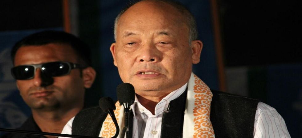 Manipur university row: Former CM O Ibobi slams VC Pandey's order (Photo: Twitter)