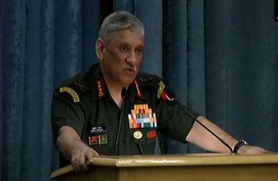 Army personnel can't be denied use of smartphones: Bipin Rawat