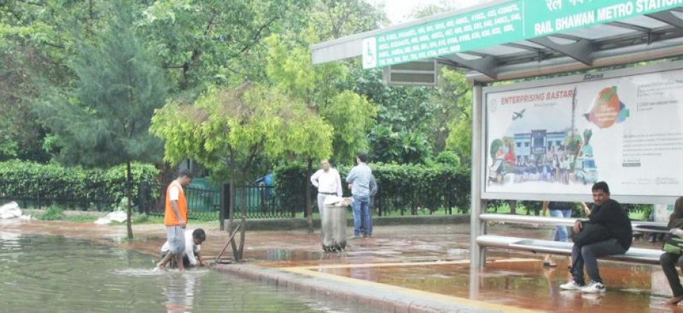 Rainfall forecast for next 24 hours in several states across India (File Photo)