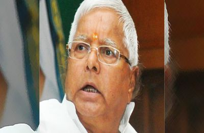 Citing mosquitoes, stray dog barks, Lalu seeks shifting to another ward in RIMS