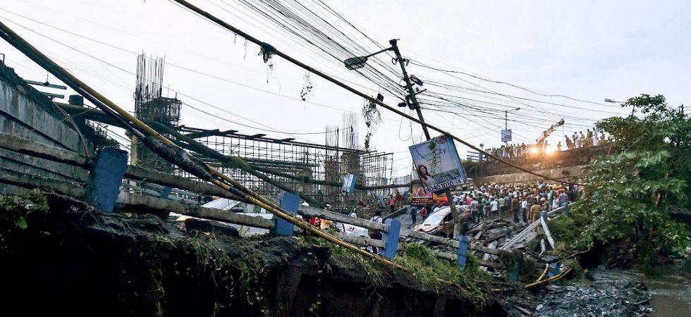After Majerhat, part of Rajiv Gandhi bridge collapsed in Thane (Representational Image)