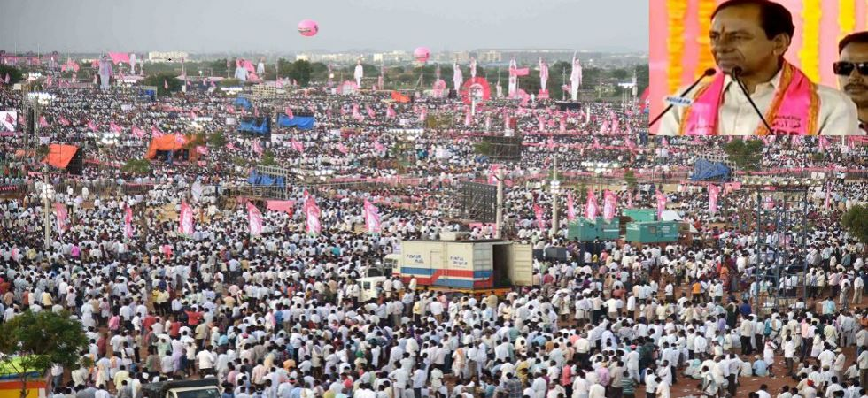 Telangana CM likely to announce assembly dissolution tomorrow (Photo Source: PTI)