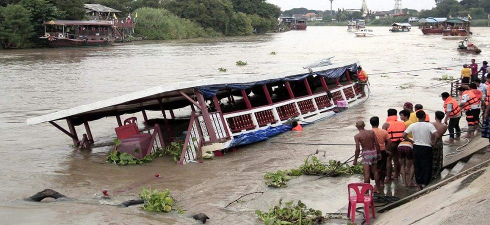 Assam: There dead, 11 missing in Brahmaputra boat mishap (Photo: Twitter)