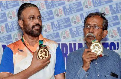 Asian Games: Gold medallist duo of Pranab Bardhan, Shibnath Sarkar yet to receive official blazer