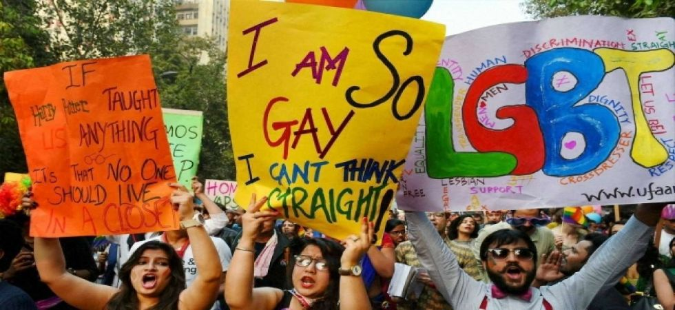 Law against Homosexuality - a complete western concept; why is the land that has 'Manusmriti' and 'Kama Sutra' celebrating it today?