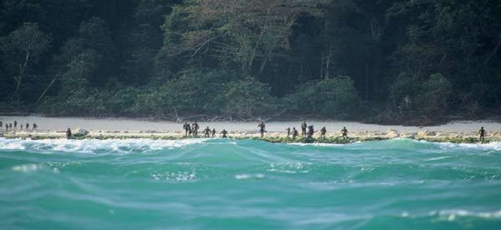 Meet the uncontacted tribe of Sentinelese people