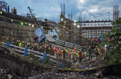 Majerhat bridge collapse: Death toll rises to 3 in Kolkata tragedy; NDRF ends operation