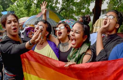 UN chief welcomes SC decision to decriminalise gay sex with hashtag LoveWins