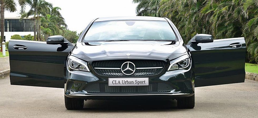 Mercedes-Benz expands portfolio with CLA Urban Sport launch