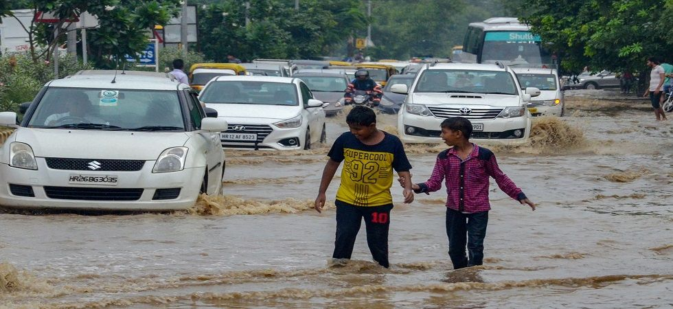 All-India Weather: Heavy rains hit normal lives in Delhi, Himachal Pradesh, Odisha (Photo: PTI)