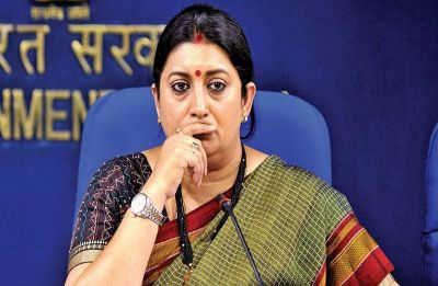 Smriti Irani: No development in Gandhi family bastion