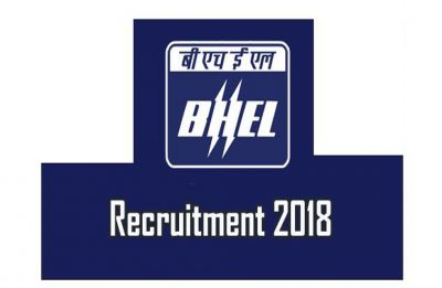 BHEL Recruitment 2018: The last date for 529 posts is nearing! Check all details here