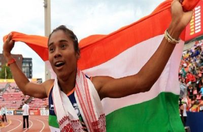 Hima Das opts out of IAAF Continental Cup
