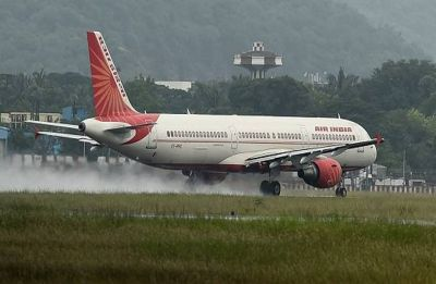 Air India plane with 136 passengers lands on wrong runway at Male airport
