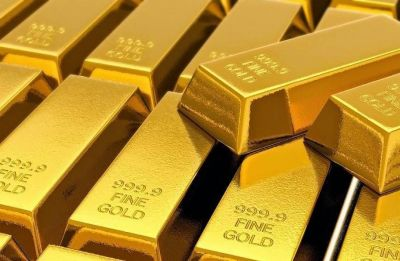 Gold marginally down in futures trade on profit-booking
