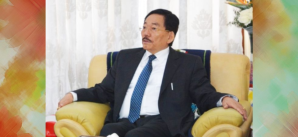 Sikim Chief Minister Pawan Chamling (Photo-Twitter/@pawanchamling5)
