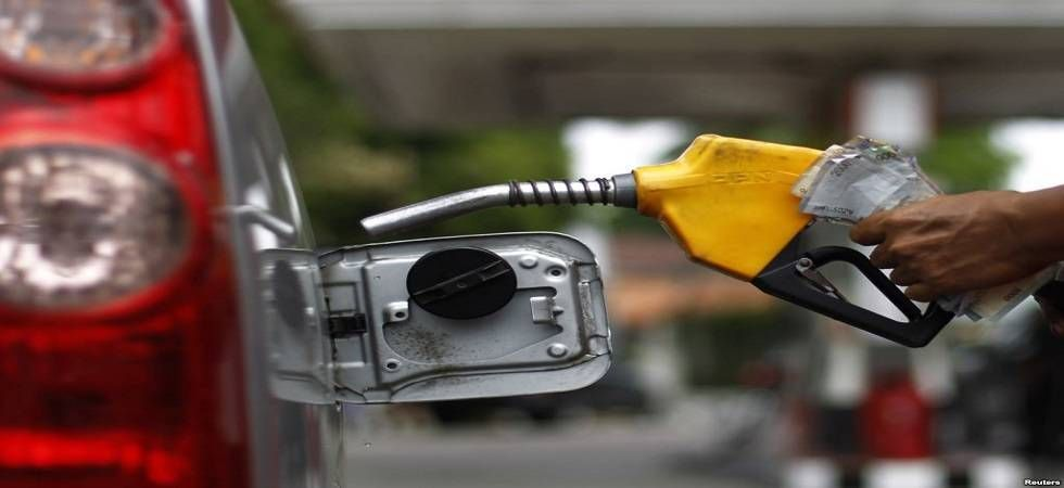 Record hike in fuel prices, petrol now at 87.39 in Mumbai, 79.99 in Delhi  (PHOTO: PTI)