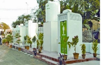 Swachh Bharat Mission: Udhampur builds nearly 75,000 new toilets