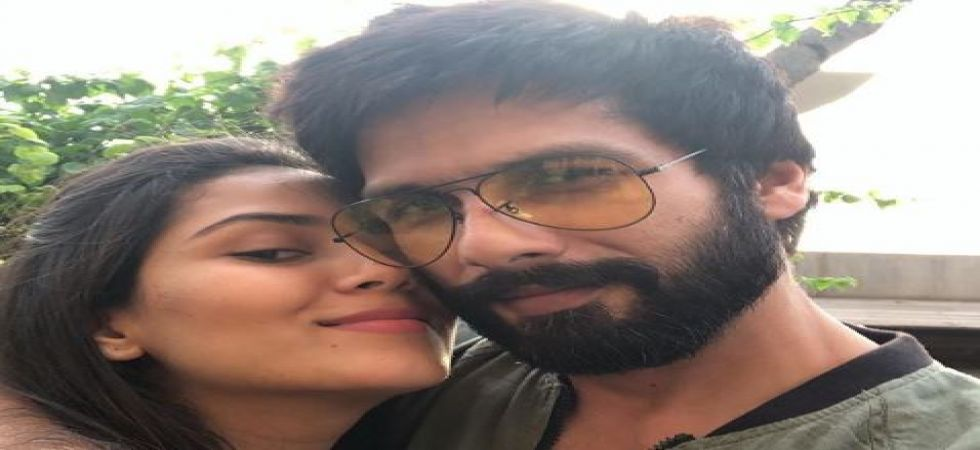 Shahid Kapoor announces the name of the new born on Twitter