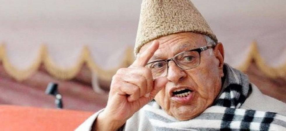 Farooq Abdullah threatens to boycott elections over Article 35-A (File Photo)