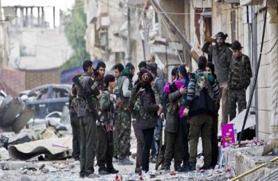 18 dead as Syria Kurds clash with regime forces