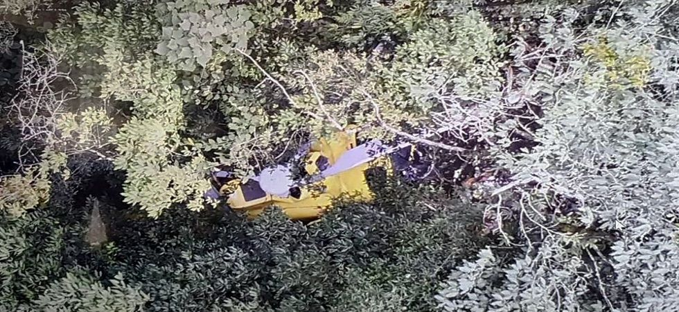 Six killed as chopper with seven on board crashes in Nepal (Photo: Altitude Air)