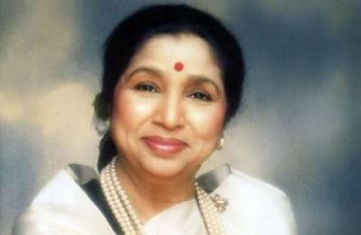Asha Bhosle: A medley of soulful voice, youthful charisma and perky sense of humour
