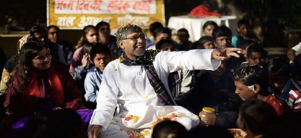 YouTube acquires documentary on work of Nobel laureate Kailash Satyarthi (Photo:Twitter)