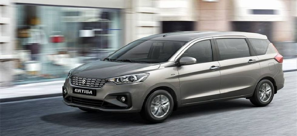 Maruti Suzuki Ertiga 2018 launch in October; Know price, features and more (Image: Twitter)