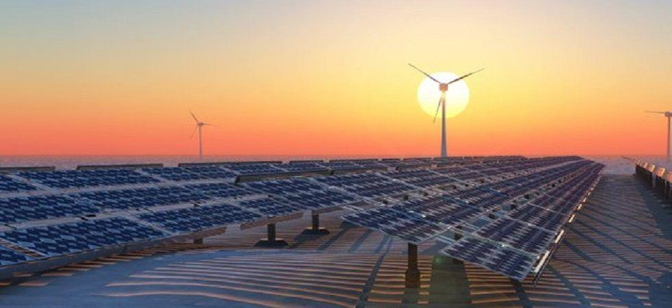 Wind, solar farms could bring rains to Sahara Desert (Photo:Twitter)