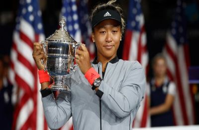 US Open: Naomi Osaka defeats Serena Williams to win first Grand Slam title in controversial final