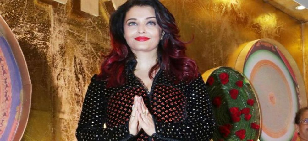 Aishwarya Rai Bachchan at the Women in Film and Television (WIFT) India Awards in Washington DC (Photo:Twitter)