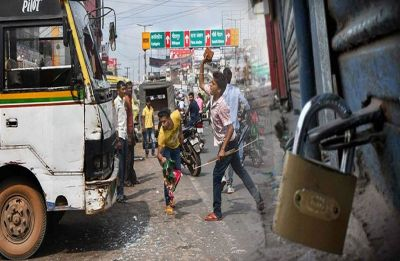 Bharat Bandh Updates: Centre says fuel price rise beyond 'our control', blames Congress for child's death