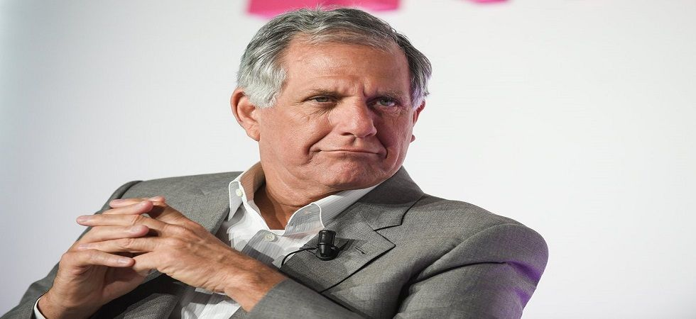 Moonves leaves CBS over sexual misconduct claims (Photo- Twitter/@billboard)