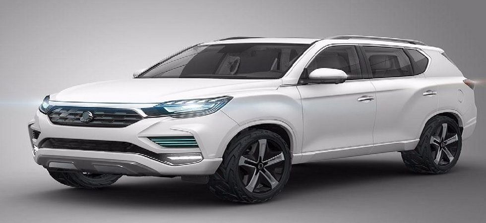 Mahindra Y400 SUV 2018 launch on October 9; Know price and features (Image: Twitter)