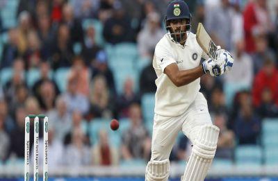 Speaking to Rahul Dravid eased my nerves, says Hanuma Vihari
