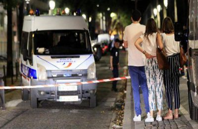 Paris: Seven people left wounded in knife attack, assailant arrested