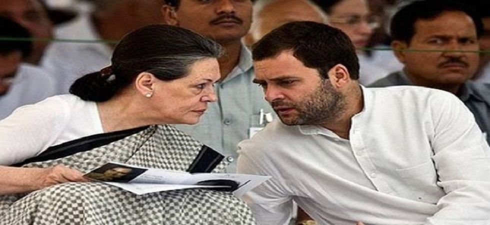 Delhi HC rejects Sonia Gandhi, Rahul Gandhi's requests in tax assessment case  (file photo)