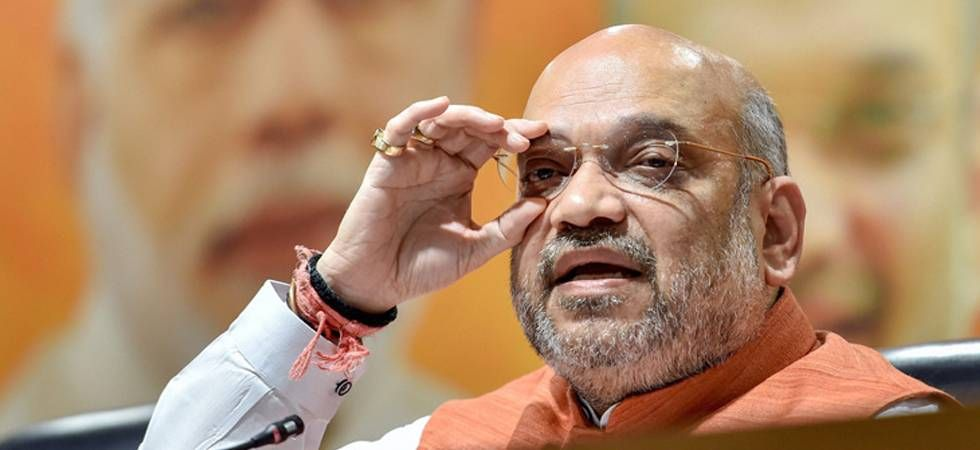 Amit Shah to visit poll-bound Rajasthan to attend four programmes (File Photo)