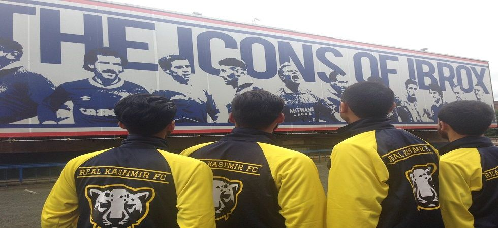 Armed with new foreign signings, Real Kashmir hope to continue I-League fairytale (Photo-Twitter/@realkashmirfc)