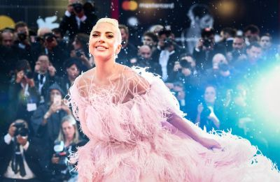 Lady Gaga overwhelmed after standing ovation to 'A Star is Born' performance
