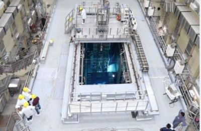 Upgraded research reactor 'Apsara-U' becomes operational