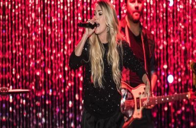 Carrie Underwood to honour Hollywood Walk of Fame award