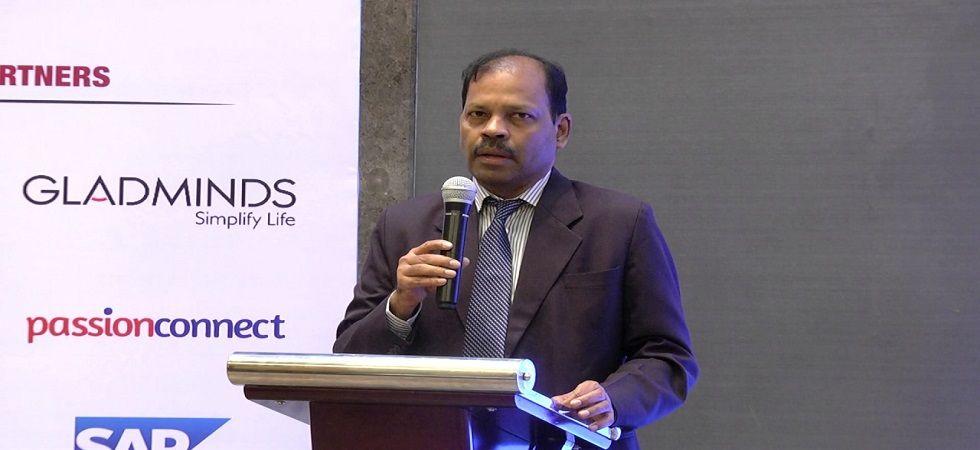 Insurance Regulatory and Development Authority of India (IRDAI) chairman SC Khuntia (Photo- Twitter)