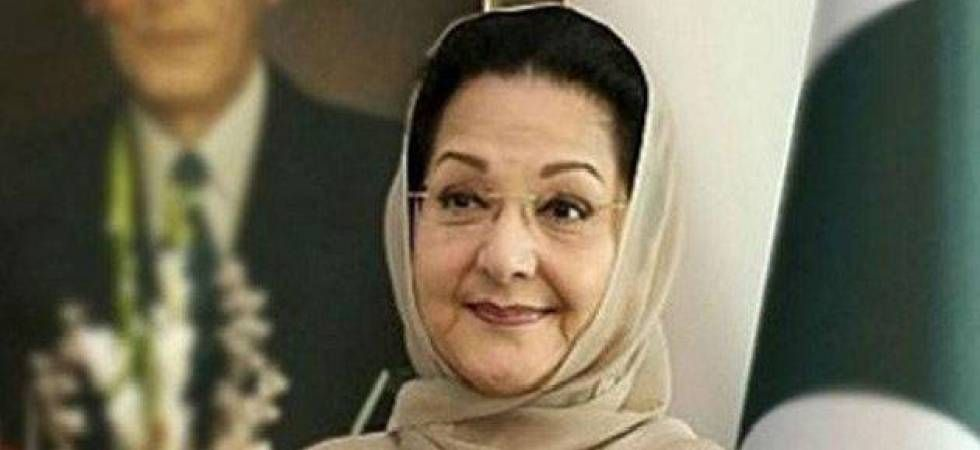 Begum Kulsoom, wife of Nawaz Sharif, dies in London hospital (PHOTO: Twitter)