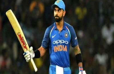 Virat Kohli finishes as world's best batsman in ICC Test ranking