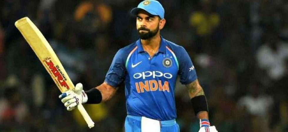 Kohli finishes as world's best batsman in ICC ranking (File Photo- PTI)
