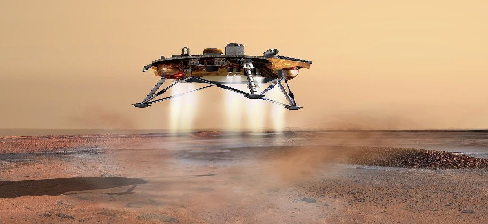 Life on Mars: Hazards of manned mission to the red planet (Image: Twitter)